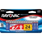 AAA Alkaline Batteries (24 pk)