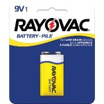 Heavy-Duty 9-Volt Battery