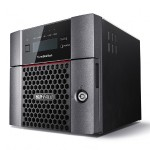 TeraStation 5210DN Desktop 4TB NAS Hard Drives Included