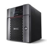 TeraStation 24 TB (4x6 TB) RAID NAS & iSCSI Desktop Storage
