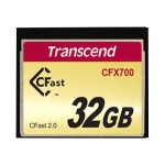 CFast 2.0 CFX700 - Flash memory card - 32 GB - CFast 2.0