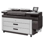 "PageWide XL 4500 - 40"" large-format printer - color - ink-jet - Roll (4 in x 656 ft) - 1200 x 1200 dpi - up to 12 ppm (mono) / up to 12 ppm (color) - capacity: 2 rolls"