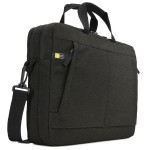 "BLACK 15.6"" Huxton Notebook Bag, Black"