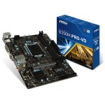 B250M Pro-VD LGA1151 mATX Motherboard