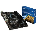B250M Pro-VDH LGA1151 mATX Motherboard