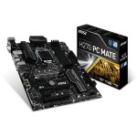 H270 PC Mate LGA1151 ATX Motherboard