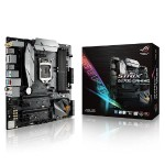 ASUS ROG STRIX Z270G GAMING LGA1151 DDR4 DP HDMI M.2 mATX Motherboard with onboard AC Wifi and USB 3.1 STRIX Z270G GAMING