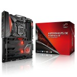 Maximus IX Formula LGA1151 DDR4 DP HDMI M.2 Z270 ATX Motherboard