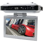 "Under-Cabinet Bluetooth DVD/CD Player with 10"" LCD Display"