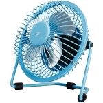GPX USB Fan (Blue) AU25BU