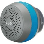 Water-Resistant Bluetooth Shower Speaker