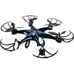 6-Prop Drone with Wi-Fi Camera