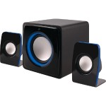Bluetooth Home Music System with LED Lights