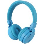 Bluetooth Wireless Headphones with Microphone (Blue)