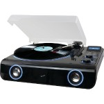 Classic-Style Bluetooth Turntable