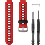 Forerunner 735XT Accessory Band (Lava Red)