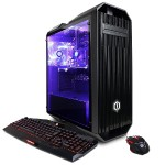 Gamer Xtreme GXi10140 Intel Core i5-7600K Quad-Core 3.80GHz Gaming Desktop - 8GB RAM, 1TB HDD, DVD±RW, Gigabit Ethernet