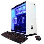Gamer Xtreme GXi10200 Intel Core i7-7700 Quad-Core 3.60GHz Gaming Desktop - 16GB RAM, 120GB SSD + 1TB HDD, Gigabit Ethernet