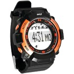 Multifunction Sports Watch (Orange)