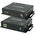 HDBaseT HDMI Extender with RS-232 Port