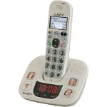 Clarity Visual DECT 6.0 Extra-Loud Big-Button Speakerphone with Talking Caller ID & Extra Handset 59465.001
