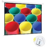 "Motorized Projector Screen (84"")"