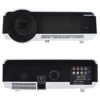 Pyle LED Home Theater Projector with 1080p Support PRJLE82H