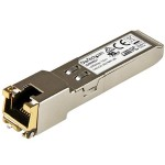 Gigabit RJ45 Copper SFP Transceiver Module - HP JD089B Compatible - 100m