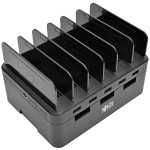 5-Port USB Fast Charging Station Hub/ Device Organizer 12V4A 48W