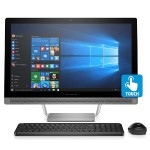"Pavilion 24-b240 Intel Core i7-7700T Quad-Core 2.90GHz All-in-One PC - 12GB RAM, 1TB HDD, 23.8"" Diagonal FHD IPS edge-to-edge Multitouch-Enabled WLED-backlit, Gigabit Ethernet, Bluetooth 4.2 M.2"