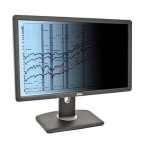 "PrivateVue Privacy Monitor Dell P2217H - LED monitor - 22"" (21.5"" viewable) - 1920 x 1080 Full HD (1080p) - IPS - 250 cd/m² - 1000:1 - 6 ms - HDMI, VGA, DisplayPort"