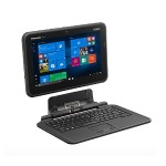 """Toughpad FZ-Q2 - Tablet - with detachable keyboard - Core m5 6Y57 / 1.1 GHz - Win 10 Pro - 8 GB RAM - 128 GB SSD - 12.5"""" touchscreen 1920 x 1080 (Full HD) - HD Graphics - Wi-Fi, Bluetooth - for Boeing - with Toughbook Preferred / Toughbook Protection Plus"""
