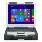 "Toughbook CF-31 Intel Core i5-5300U Dual-Core 2.30GHz Notebook PC - 8GB RAM, 256GB SSD, 13.1"" XGA Touch, No Wireless, No WLAN, No Bluetooth, Microsoft Windows 10 Pro"