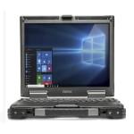 "B300G6 Intel Core i7-6500U Dual-Core 2.50GHz Notebook PC - 8GB RAM, 512GB SSD, 13.3"" Sunlight Readable LCD, Touchscreen, Bluetooth, with DVD Super-Multi +Smart Card Reader"
