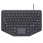 SkinnyBoard Mobile Keyboard with Touchpad and USB Cable