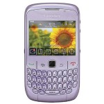 Blackberry Curve 8520 Unlocked GSM OS 5.0 Cell Phone - Lavender