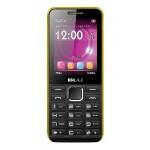 BLU Tank II T193 Unlocked GSM Dual-SIM Cell Phone - Black/Yellow