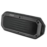 CBT16 Bluetooth and Waterproof Slim-Line Speaker - Gray
