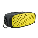 CBT17 Bluetooth and Waterproof Bass Speaker - Yellow