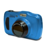 C30WPZ Xtreme4 20-Megapixel, 1080p HD, 4x Optical Zoom Underwater Digital & Video Camera, Waterproof up to 33ft. - Blue