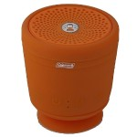 CBT10TWS Bluetooth and Waterproof True Wireless Stereo (TWS) Link Speaker - Orange