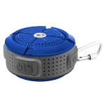 CBT11 Bluetooth and Waterproof Portable Speaker - Blue