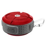 CBT11 Bluetooth and Waterproof Portable Speaker - Red