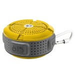 CBT11 Bluetooth and Waterproof Portable Speaker - Yellow