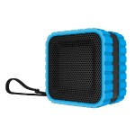 CBT14 Bluetooth and Waterproof Cube Speaker - Blue