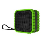 CBT14 Bluetooth and Waterproof Cube Speaker - Green