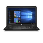 "Latitude 5580 - Core i7 7820HQ / 2.9 GHz - Win 10 Pro 64-bit - 8 GB RAM - 256 GB SSD - 15.6"" 1920 x 1080 (Full HD) - GF 940MX - Wi-Fi, Bluetooth"