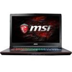 "GE72MVR Apache Pro-447 Intel Core Core i7-7700HQ Quad-Core 2.80GHz Gaming Laptop - 16GB RAM, 1 TB HDD, 17.3"" FHD, Gigabit Ethernet, 802.11ac, Bluetooth, Webcam, 6-cell Li-Ion"