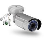 Indoor / Outdoor 2 MP 1080p Varifocal PoE IR Network Camera