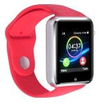 G10 Smartwatch for Android/iOS Bluetooth - Red
